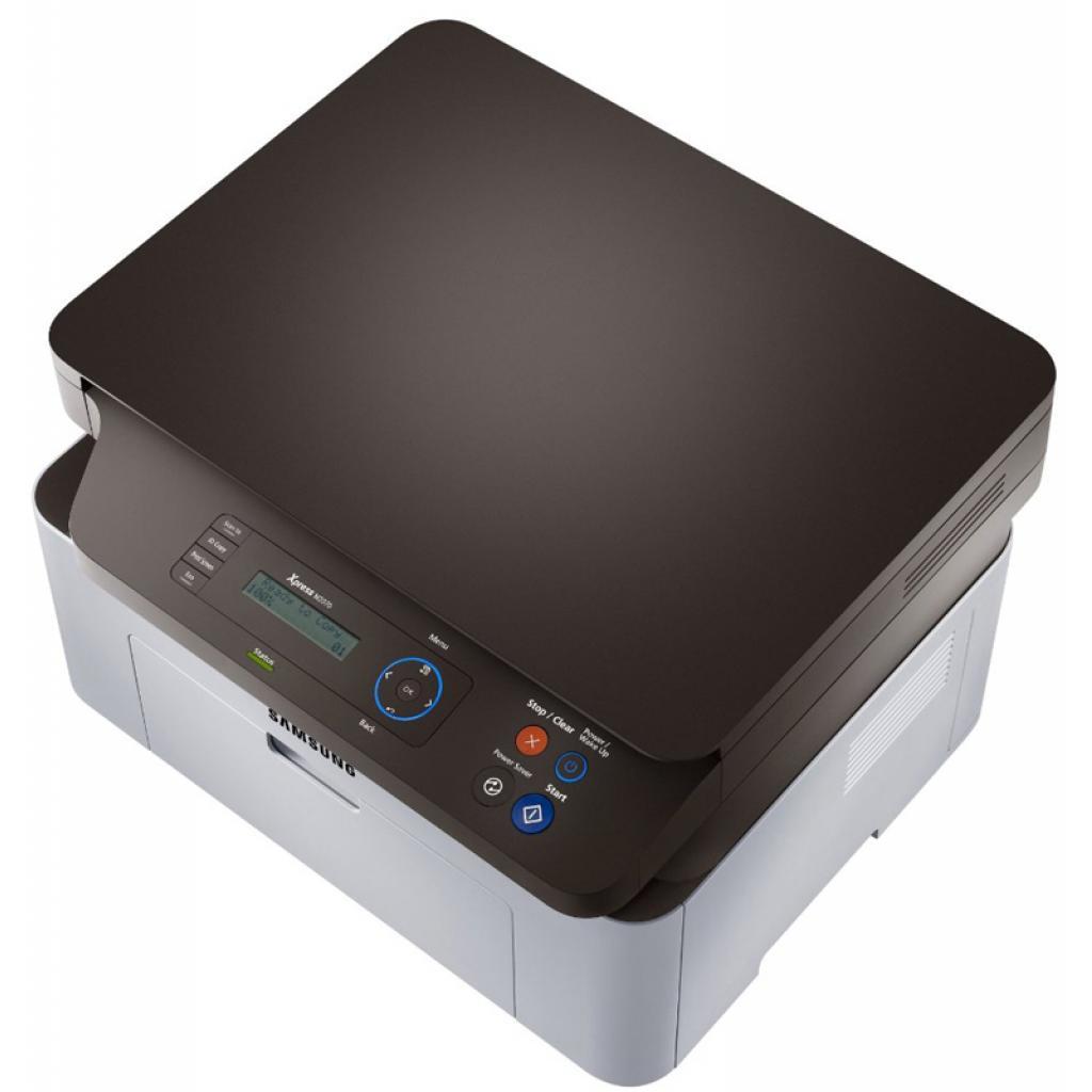 Многофункциональное устройство Samsung SL-M2070 (SL-M2070/XEV) изображение 8