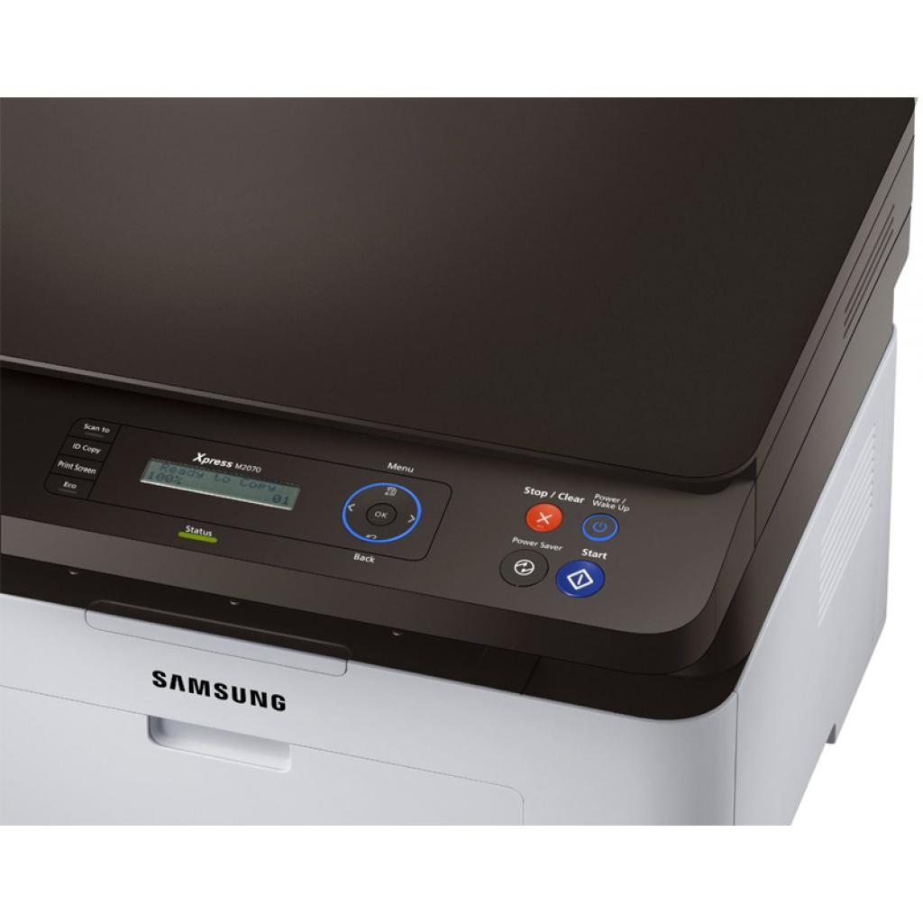 Многофункциональное устройство Samsung SL-M2070 (SL-M2070/XEV) изображение 9