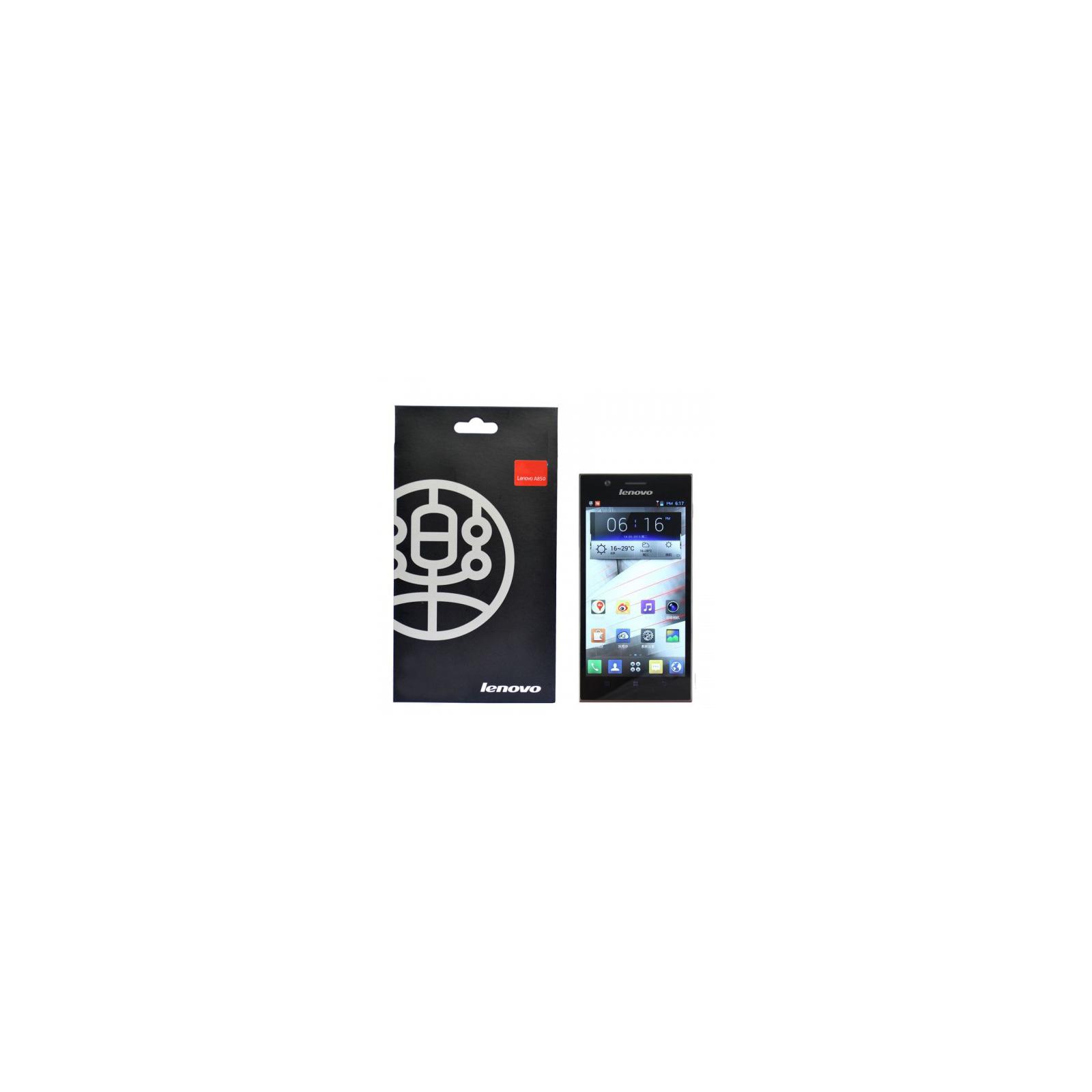 Пленка защитная Lenovo A850 (LBPG39A4657K)