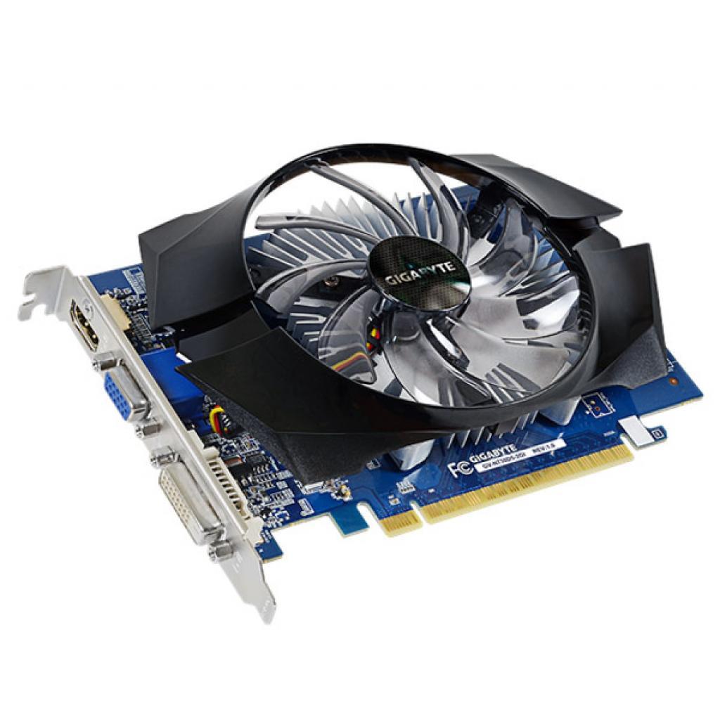 Видеокарта GeForce GT730 2048Mb GIGABYTE (GV-N730D5-2GI) изображение 2