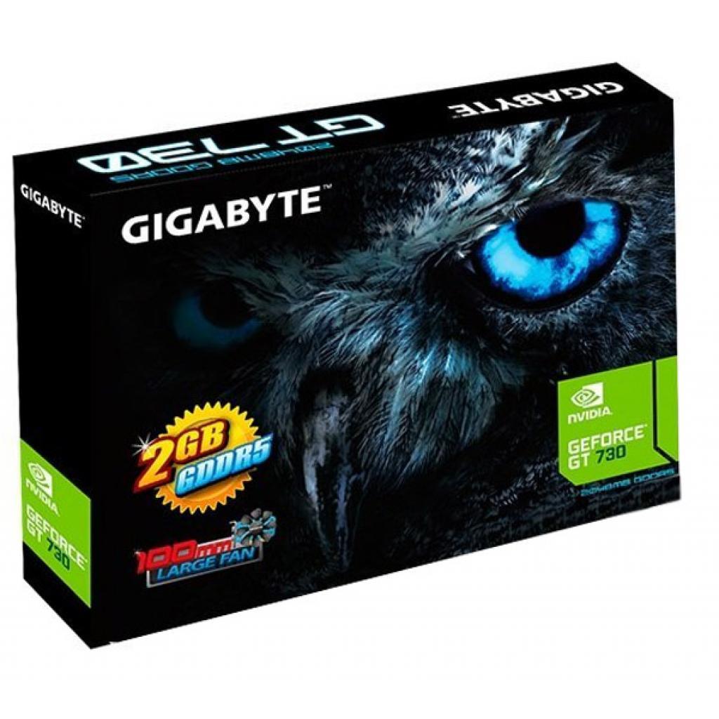 Видеокарта GeForce GT730 2048Mb GIGABYTE (GV-N730D5-2GI) изображение 4