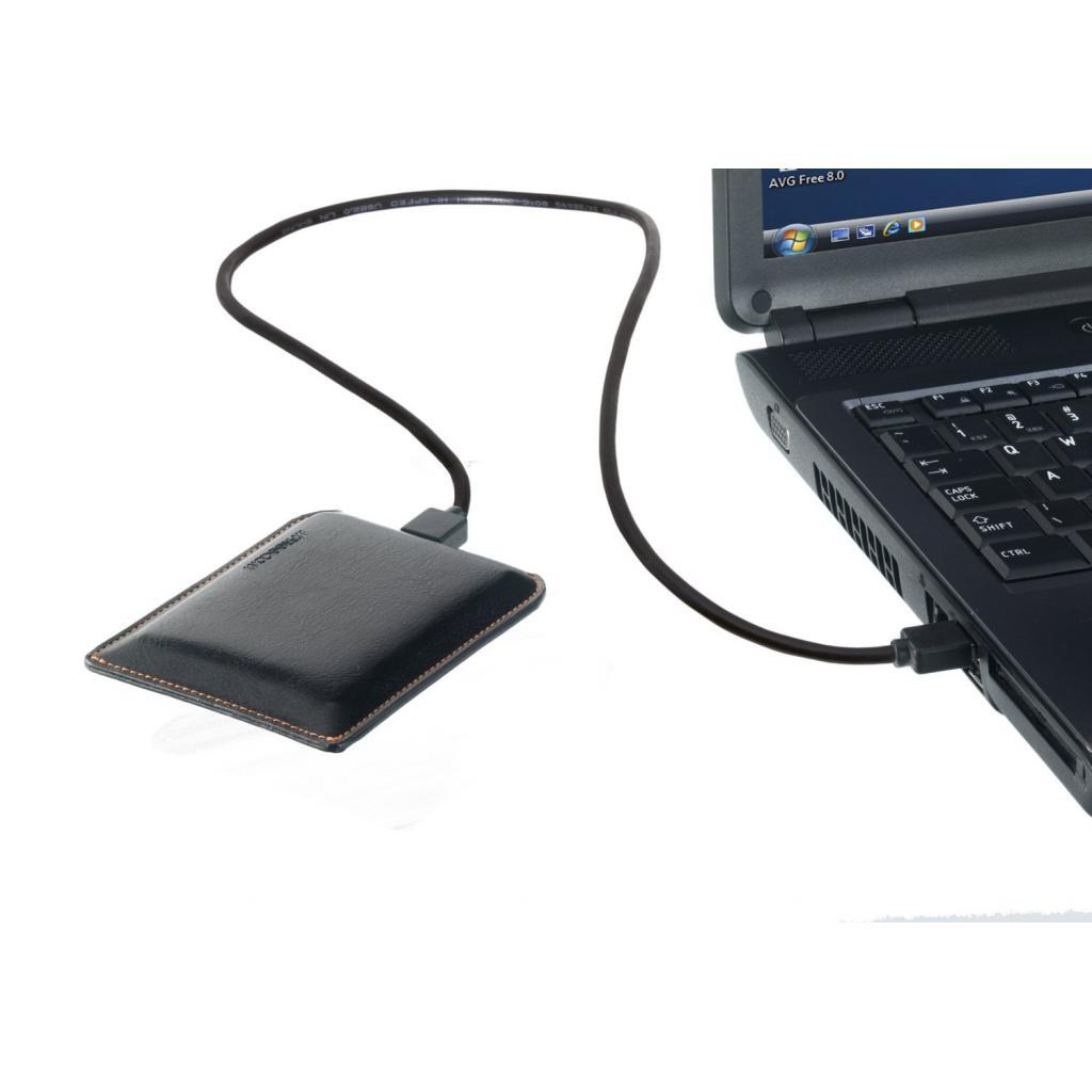 """Внешний жесткий диск 2.5"""" 500GB Freecom (56056) изображение 7"""