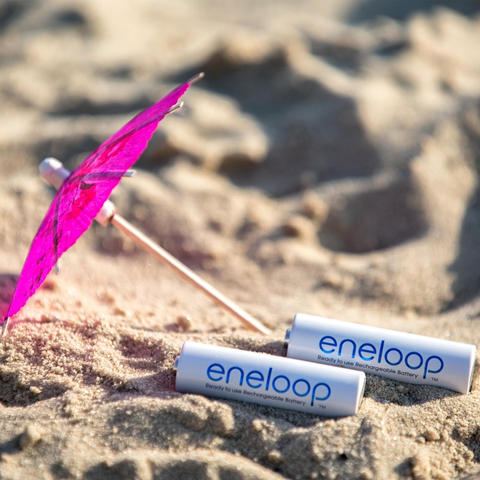 Акумулятор Panasonic Eneloop 1900mAh NI-MH * 4 (BK-3MCCE/4BE) зображення 3