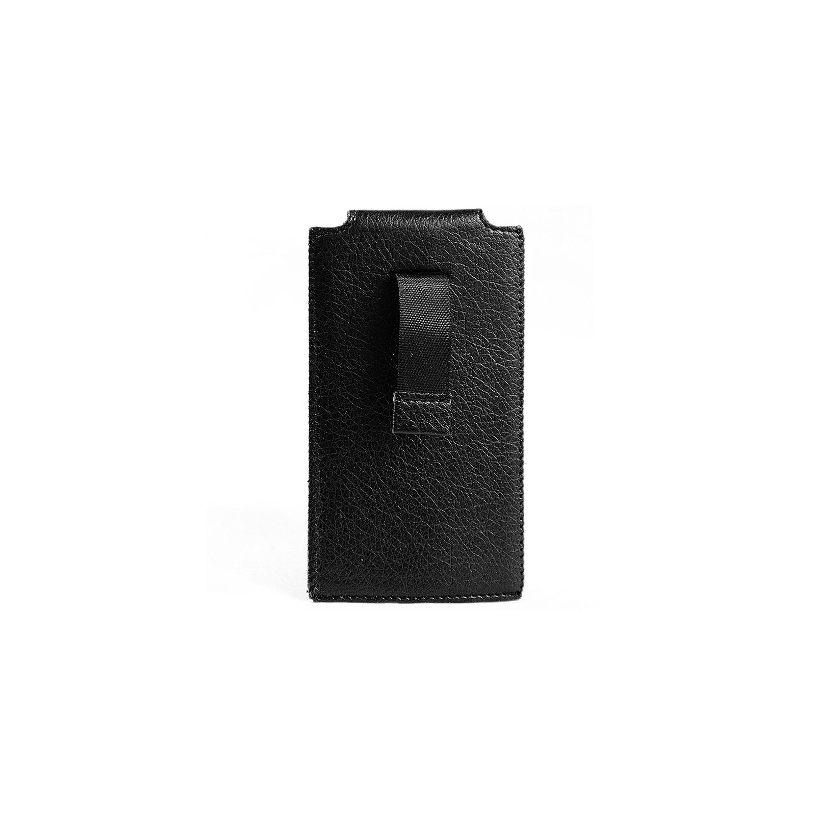 Чехол для моб. телефона Drobak Universal для телефона L (Black) (218789) изображение 2