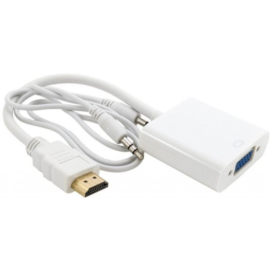 Переходник HDMI to VGA EXTRADIGITAL (KBH1645) изображение 1