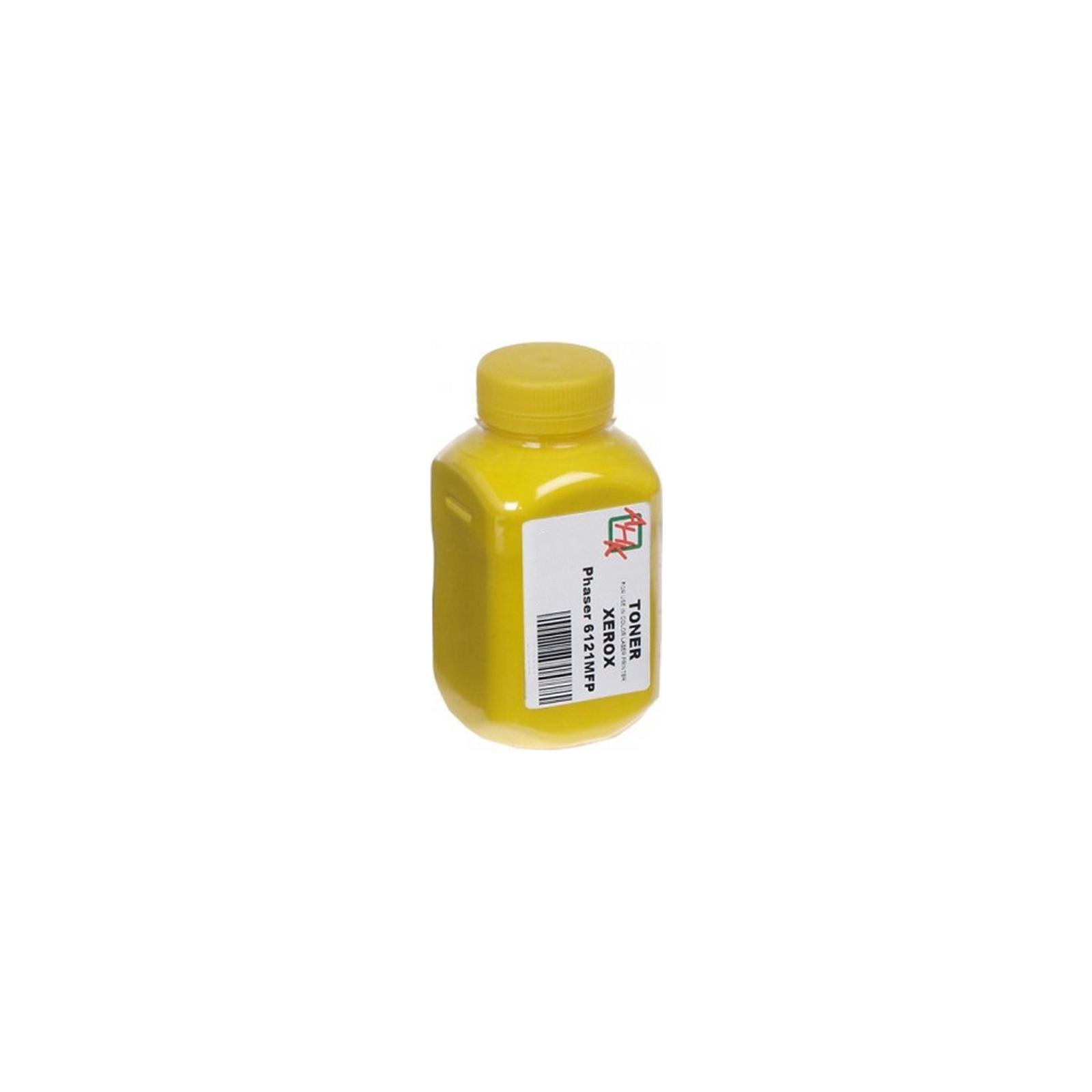 Тонер XEROX Phaser 6121MFP Yellow (+ чип ) АНК (1502689)