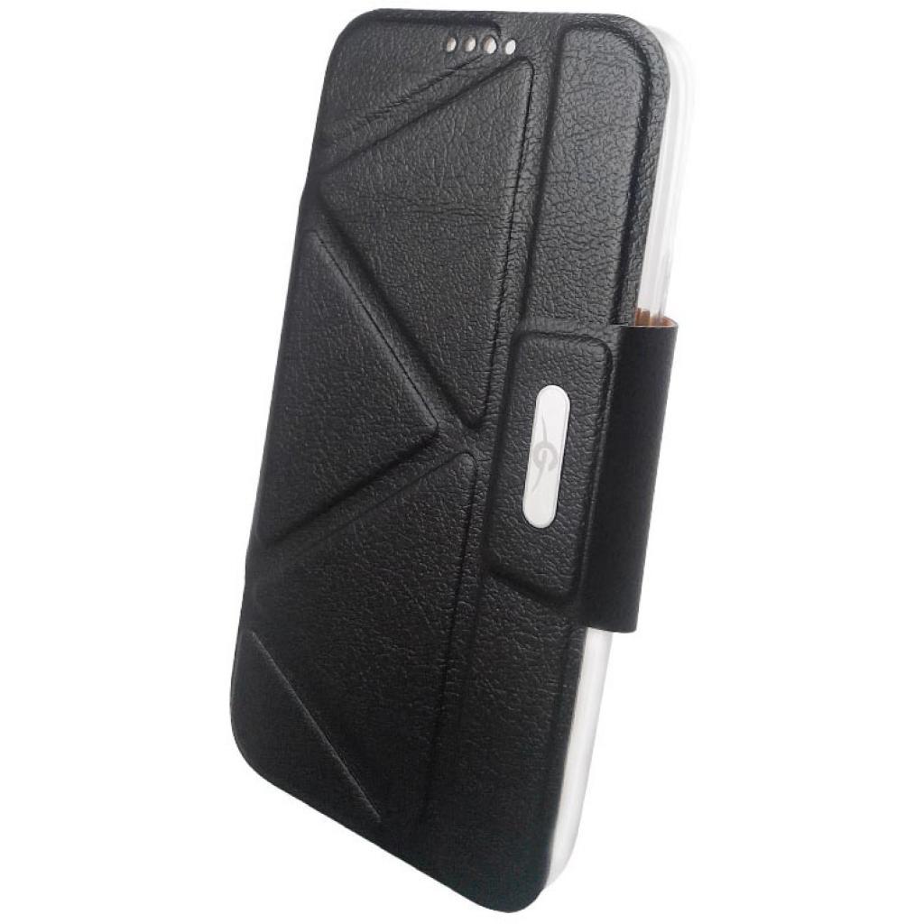 Чехол для моб. телефона GLOBAL для Samsung G350 Star Advance (черный) (1283126466762)
