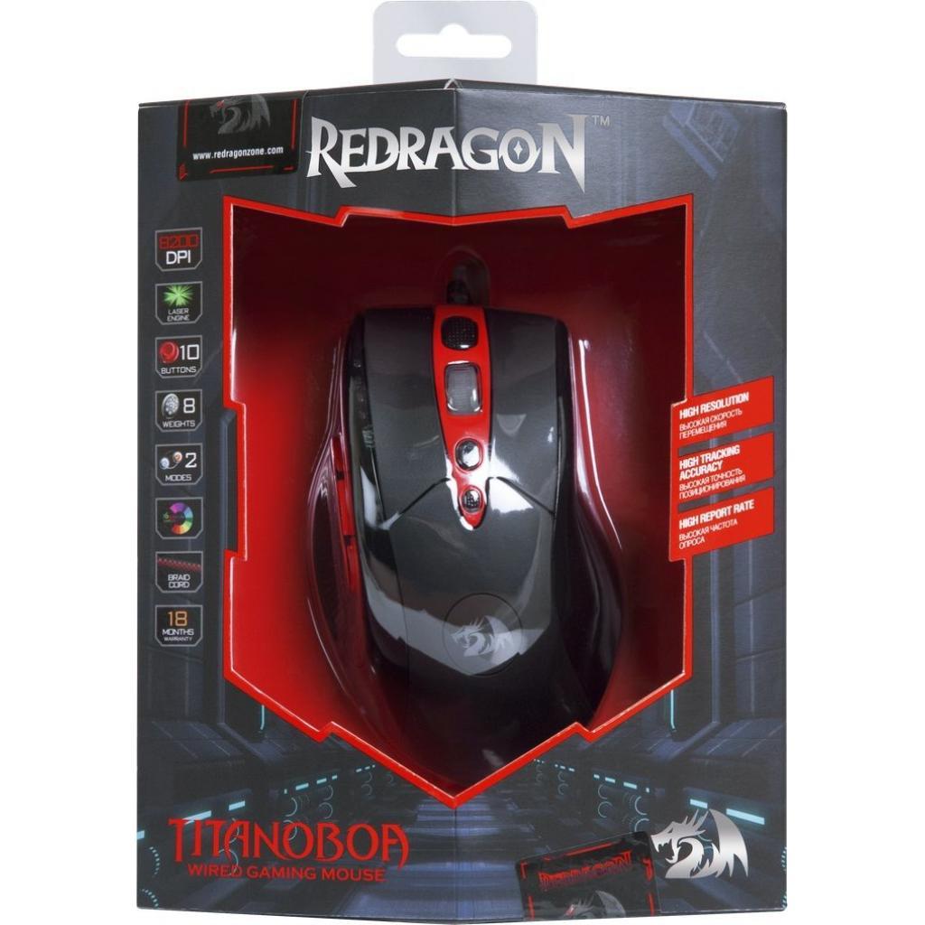 Мышка Redragon Titanoboa (70243) изображение 5