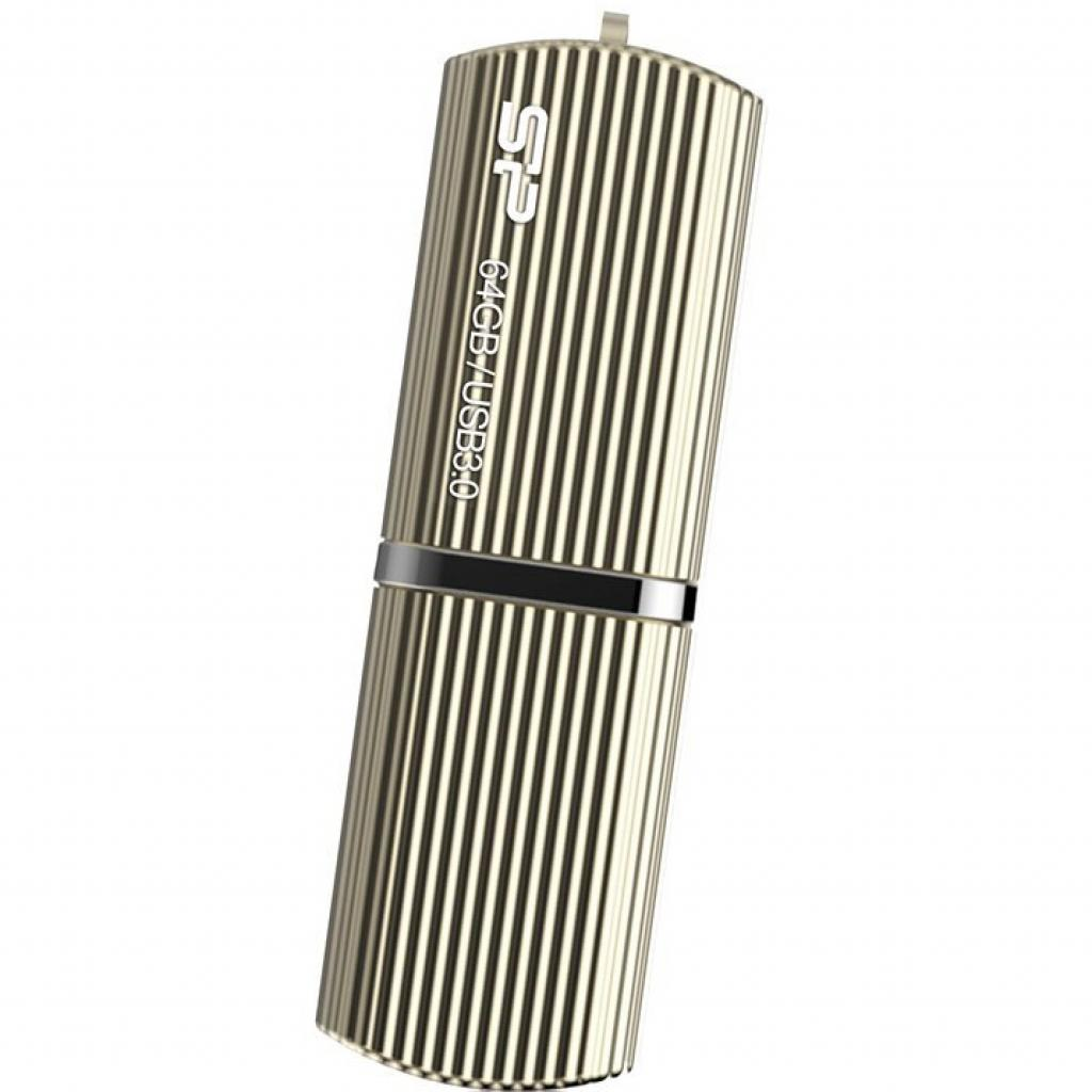 USB флеш накопитель Silicon Power 64GB MARVEL M50 Champagne USB 3.0 (SP064GBUF3M50V1С) изображение 2
