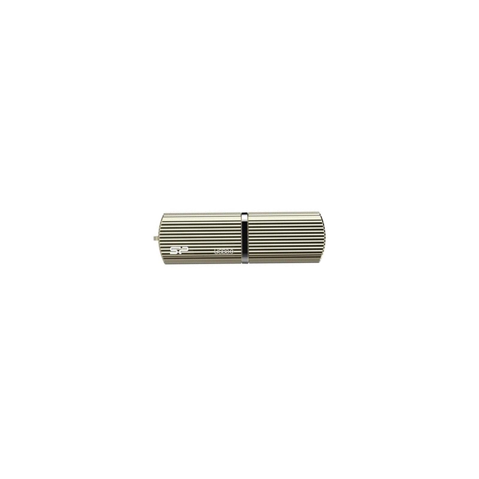 USB флеш накопитель Silicon Power 64GB MARVEL M50 Champagne USB 3.0 (SP064GBUF3M50V1С)