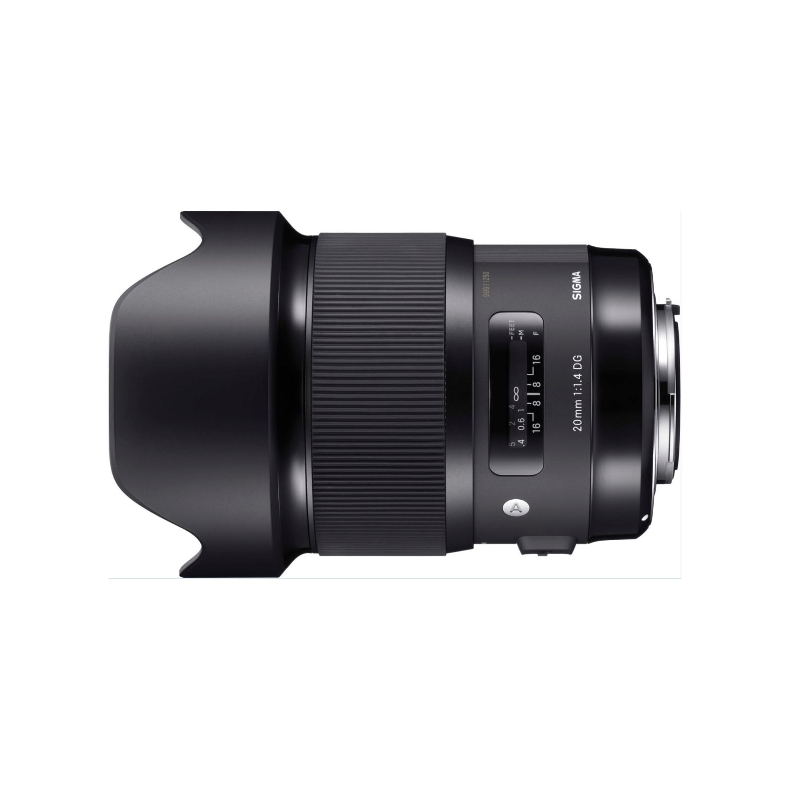Объектив Sigma AF 20/1,4 DG HSM Art Nikon (412955)