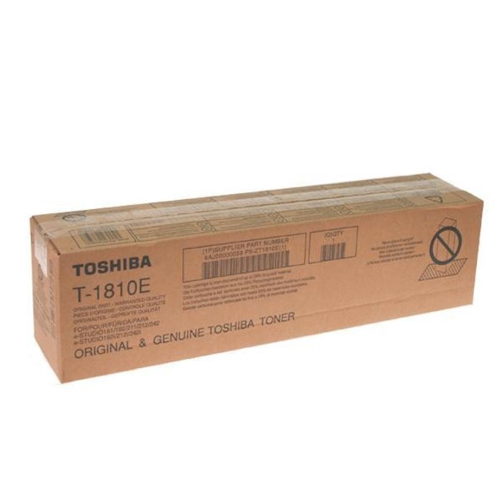 Тонер Toshiba T-1810E (6AJ00000058)