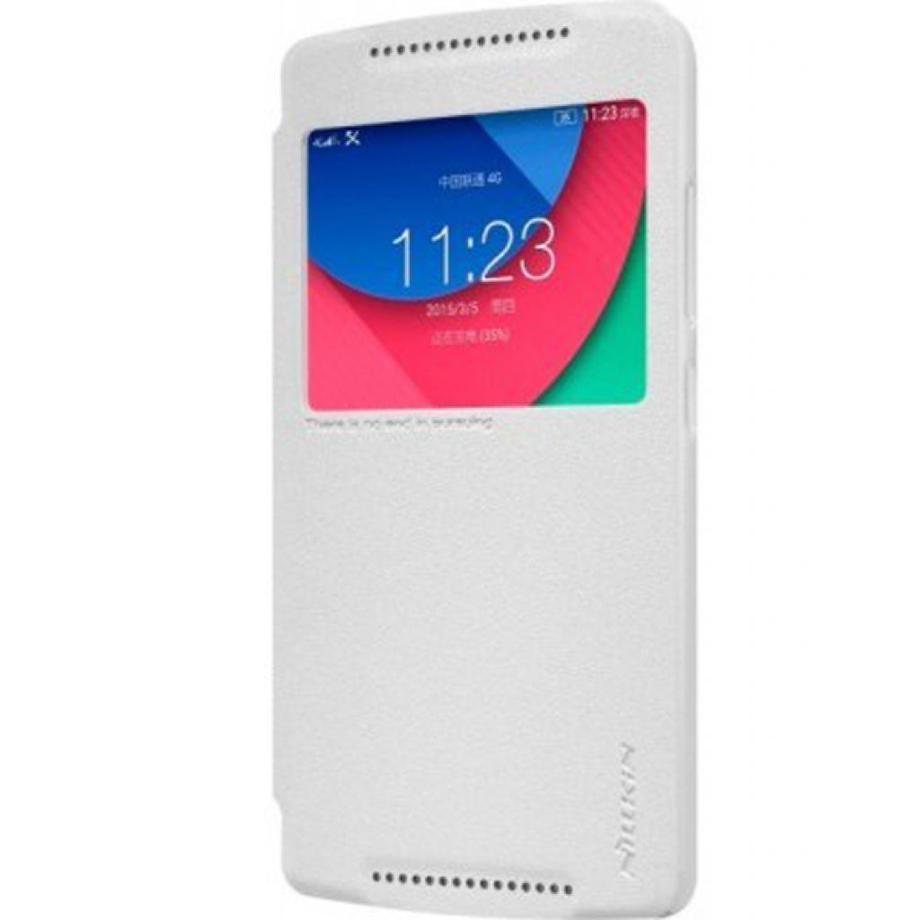 Чехол для моб. телефона NILLKIN для Lenovo Lemon X3 Lite - Spark series (White) (6274014) изображение 3
