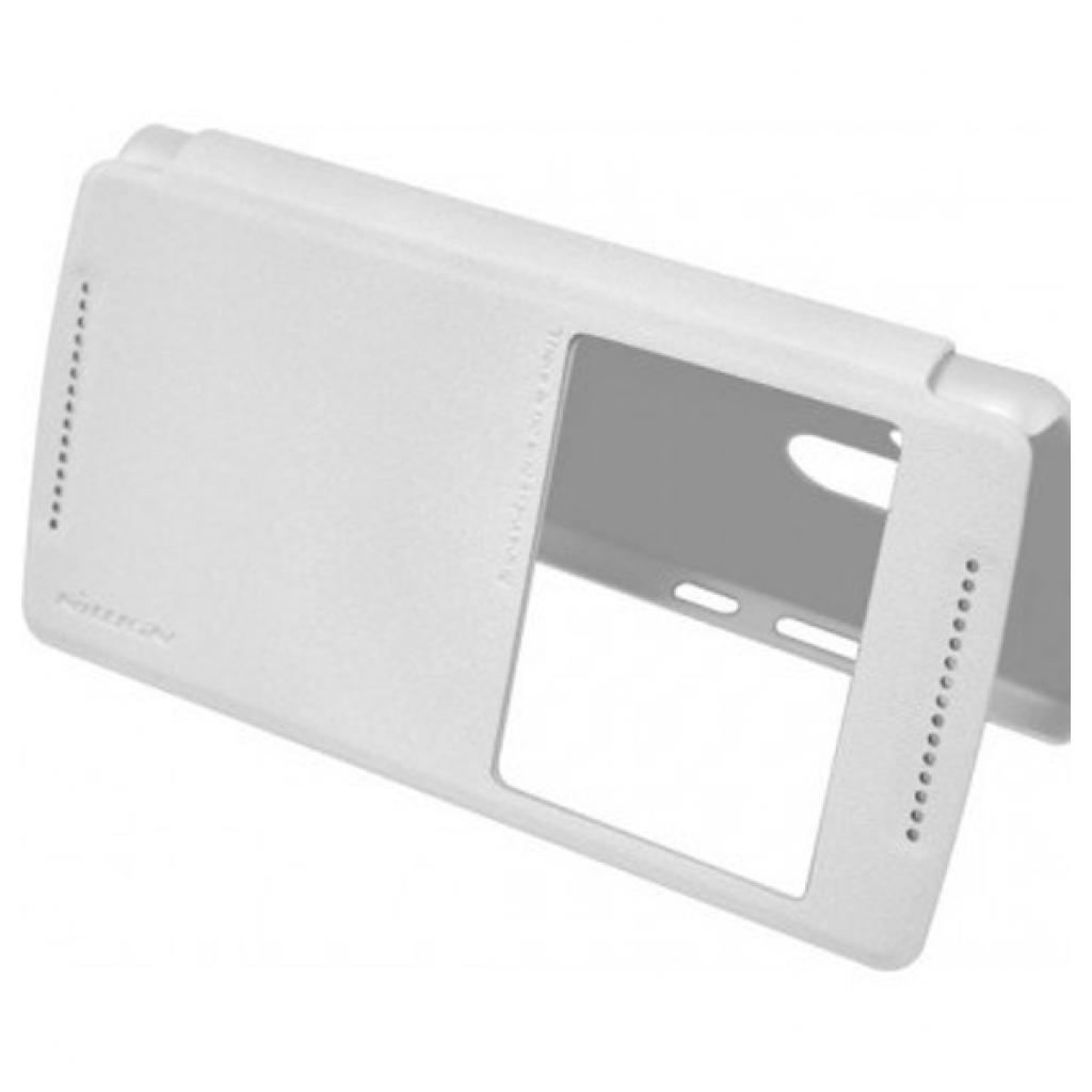 Чехол для моб. телефона NILLKIN для Lenovo Lemon X3 Lite - Spark series (White) (6274014) изображение 4