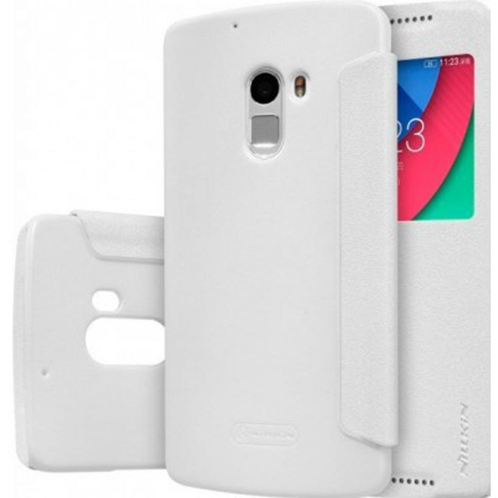 Чехол для моб. телефона NILLKIN для Lenovo Lemon X3 Lite - Spark series (White) (6274014) изображение 5