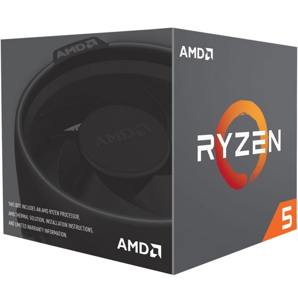 Процессор AMD Ryzen 5 1500X (YD150XBBAEBOX) изображение 2