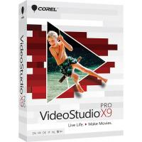 ПО для мультимедиа Corel VideoStudio Pro X9 ML EU box (VSPRX9MLMBEU)