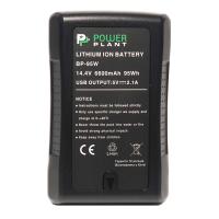 Аккумулятор к фото/видео PowerPlant Sony BP-95W, 6600mAh (DV00DV1414)