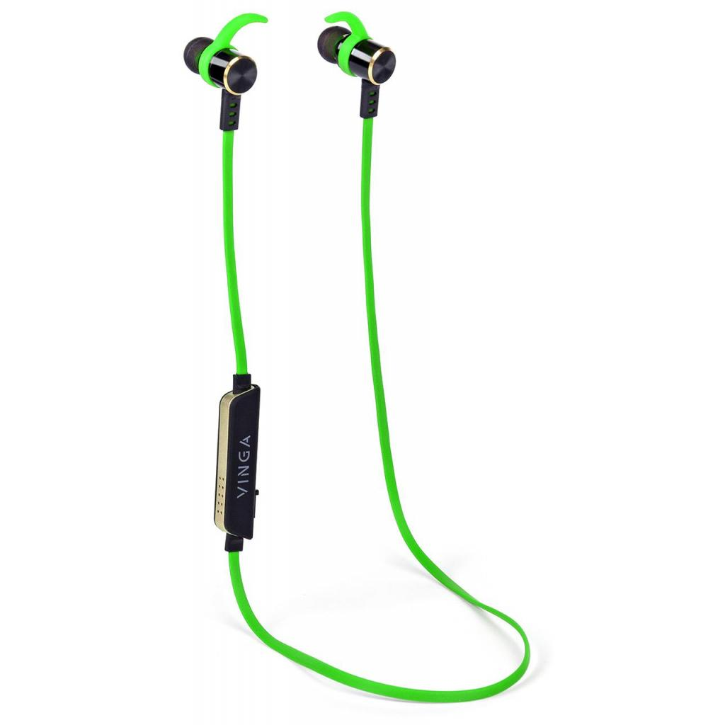 Навушники Vinga EBT050 Bluetooth Red (EBT050RD) зображення 2
