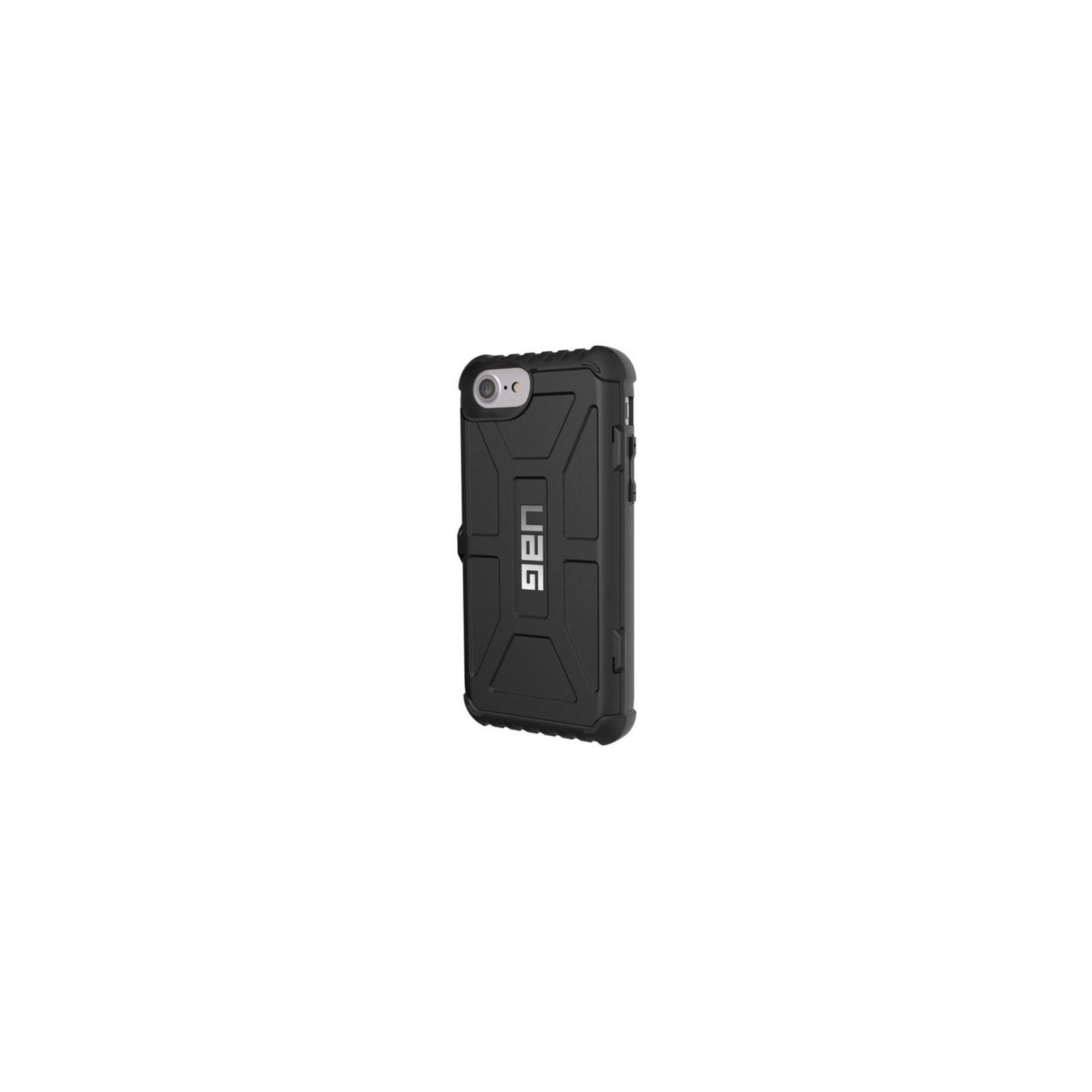 Чехол для моб. телефона Uag iPhone 8/7/6S/6 Trooper Case Black (IPH7/6S-T-BK) изображение 2