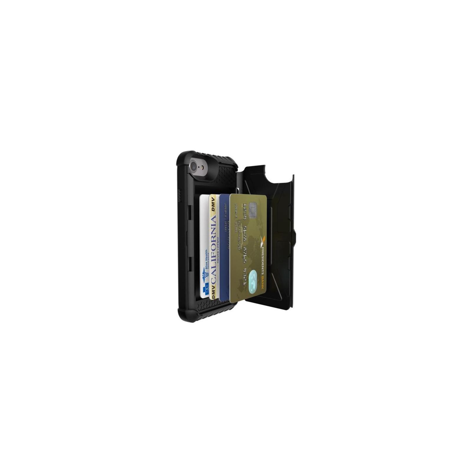 Чехол для моб. телефона Uag iPhone 8/7/6S/6 Trooper Case Black (IPH7/6S-T-BK) изображение 3