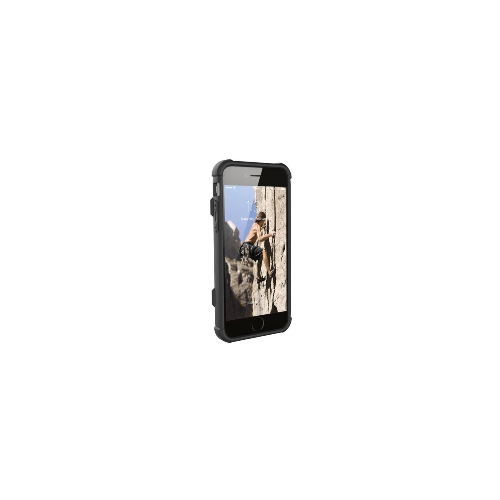 Чехол для моб. телефона Uag iPhone 8/7/6S/6 Trooper Case Black (IPH7/6S-T-BK) изображение 5