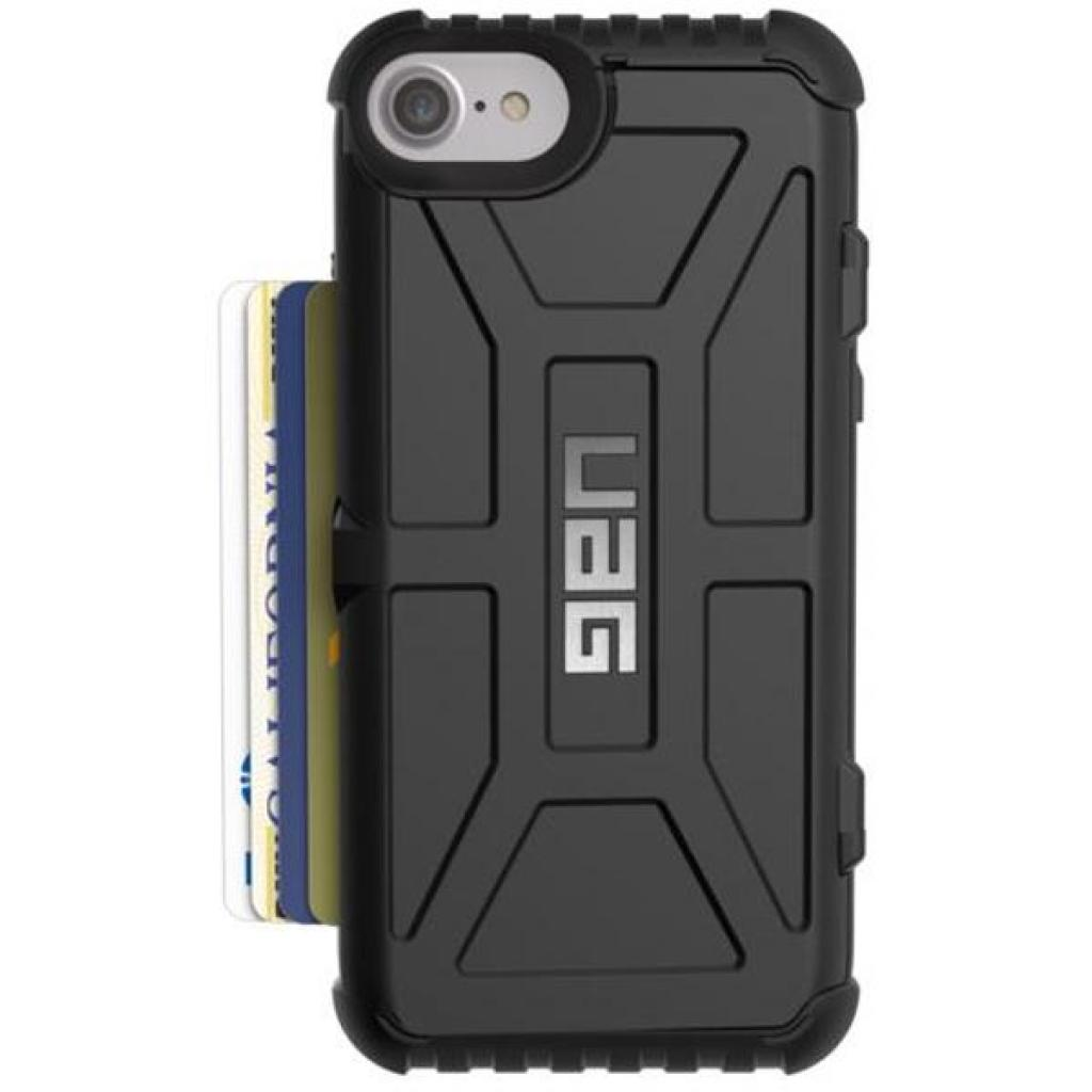 Чехол для моб. телефона Uag iPhone 8/7/6S/6 Trooper Case Black (IPH7/6S-T-BK)