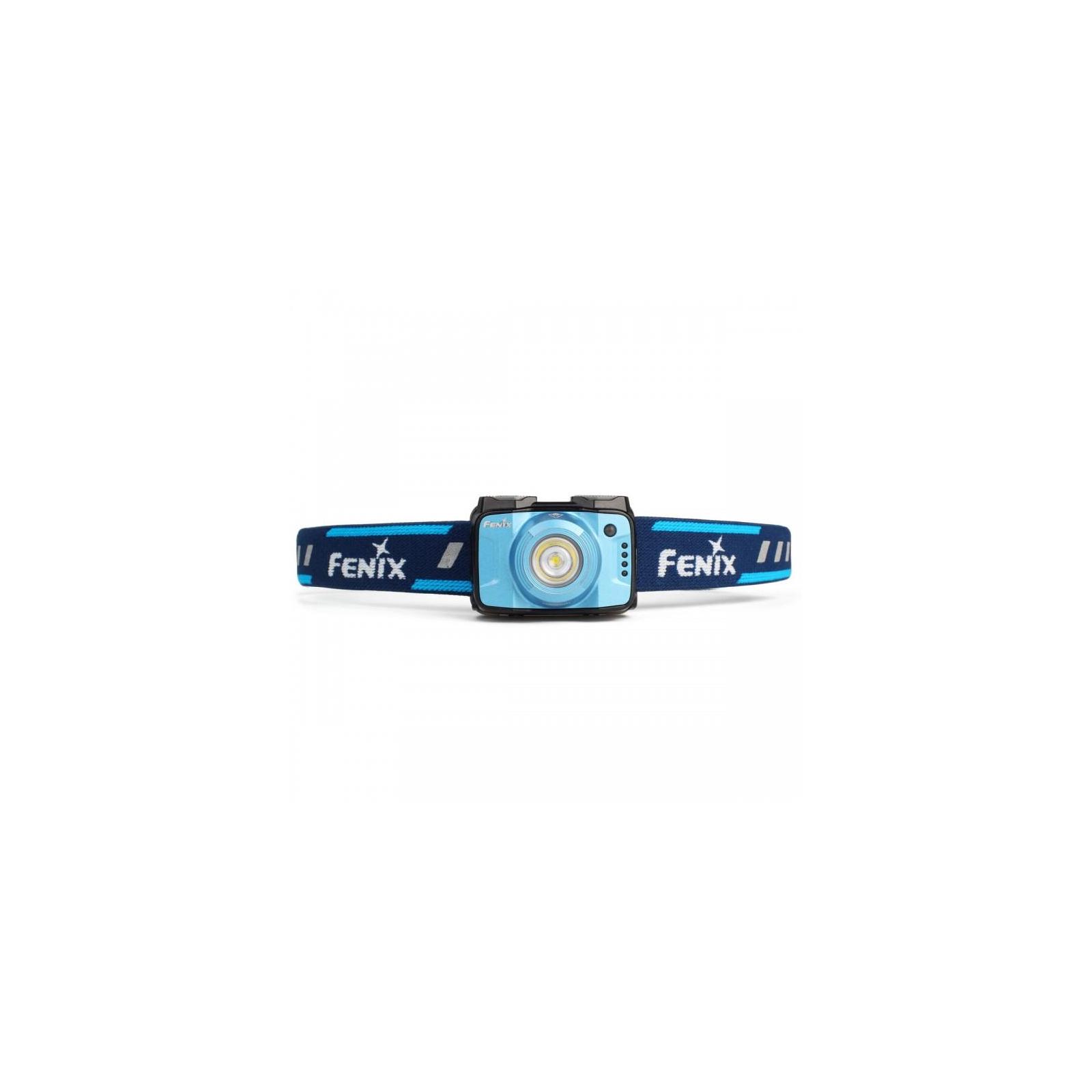 Фонарь Fenix HL12R голубой (HL12Rb) изображение 2