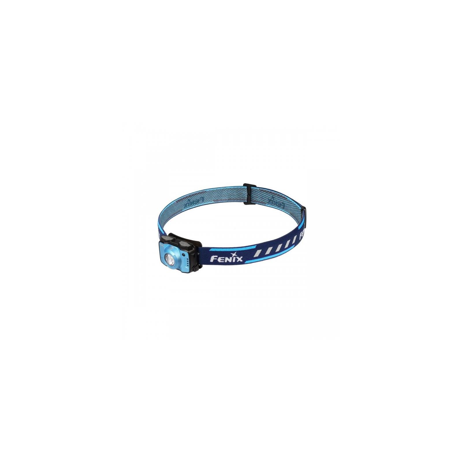 Фонарь Fenix HL12R голубой (HL12Rb)