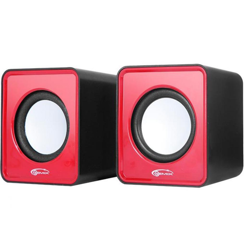 Акустическая система Gemix Mini red изображение 2