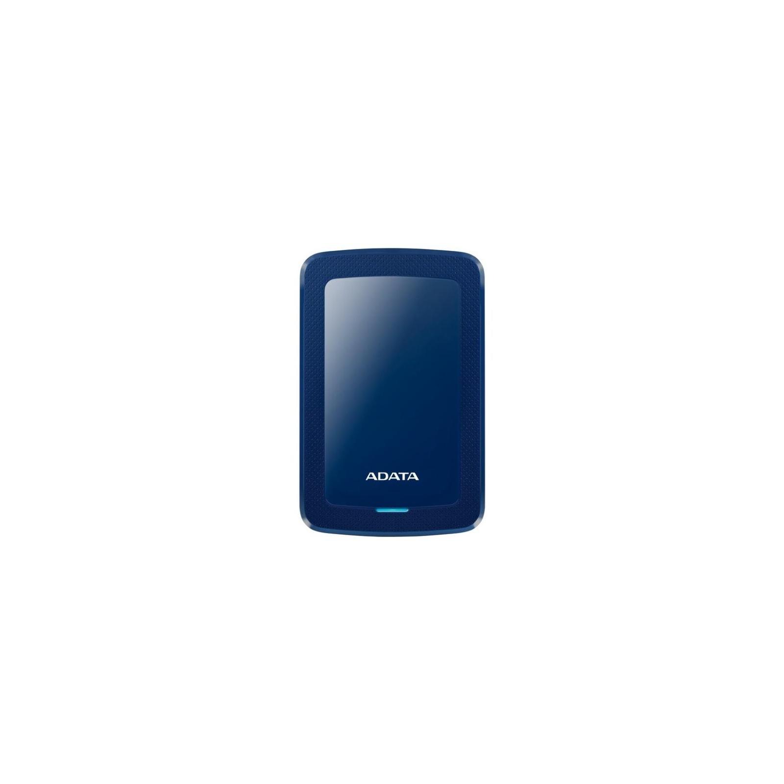 """Внешний жесткий диск 2.5"""" 1TB ADATA (AHV300-1TU31-CBL)"""