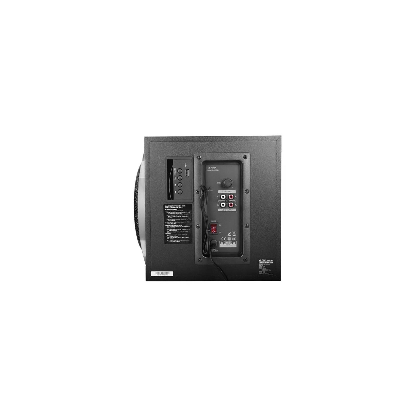 Акустическая система F&D A-521X black изображение 2