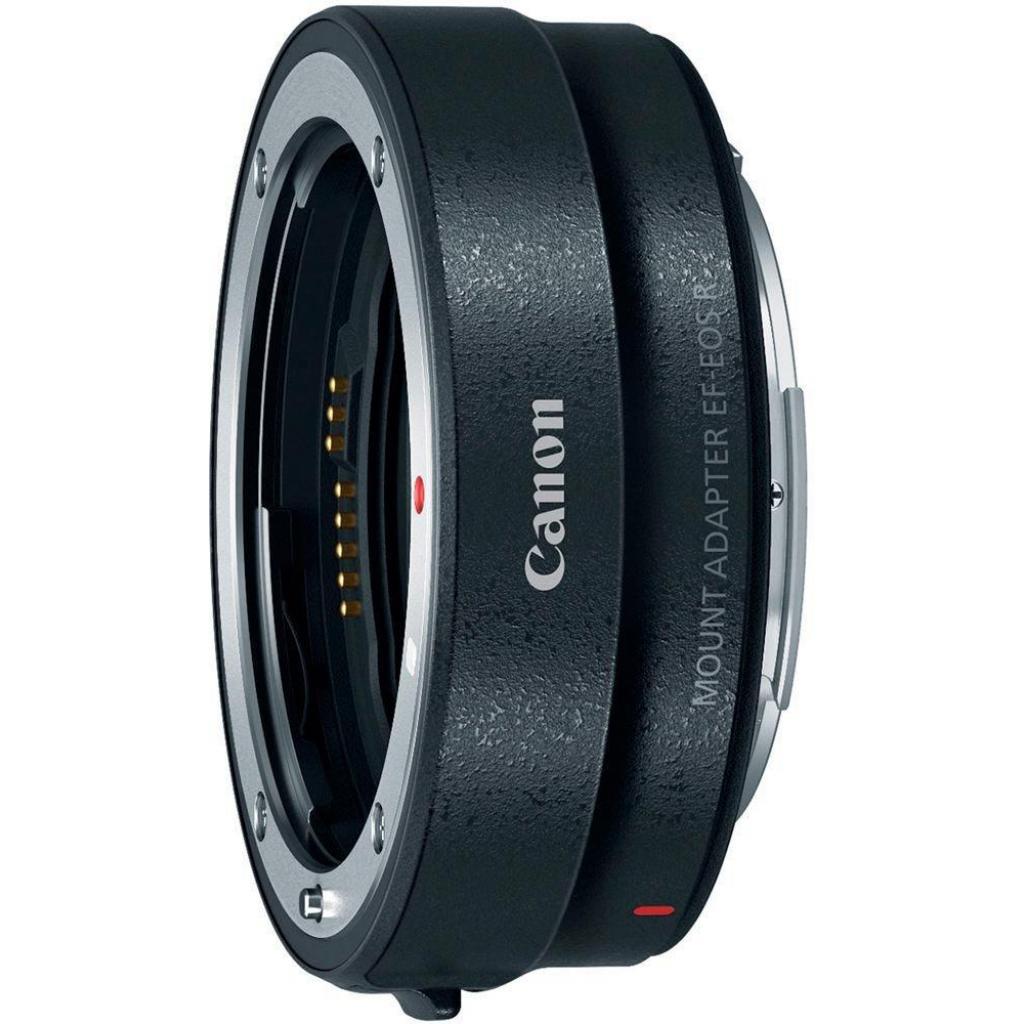 Цифровой фотоаппарат Canon EOS R body + адаптер EF-RF (3075C066) изображение 5