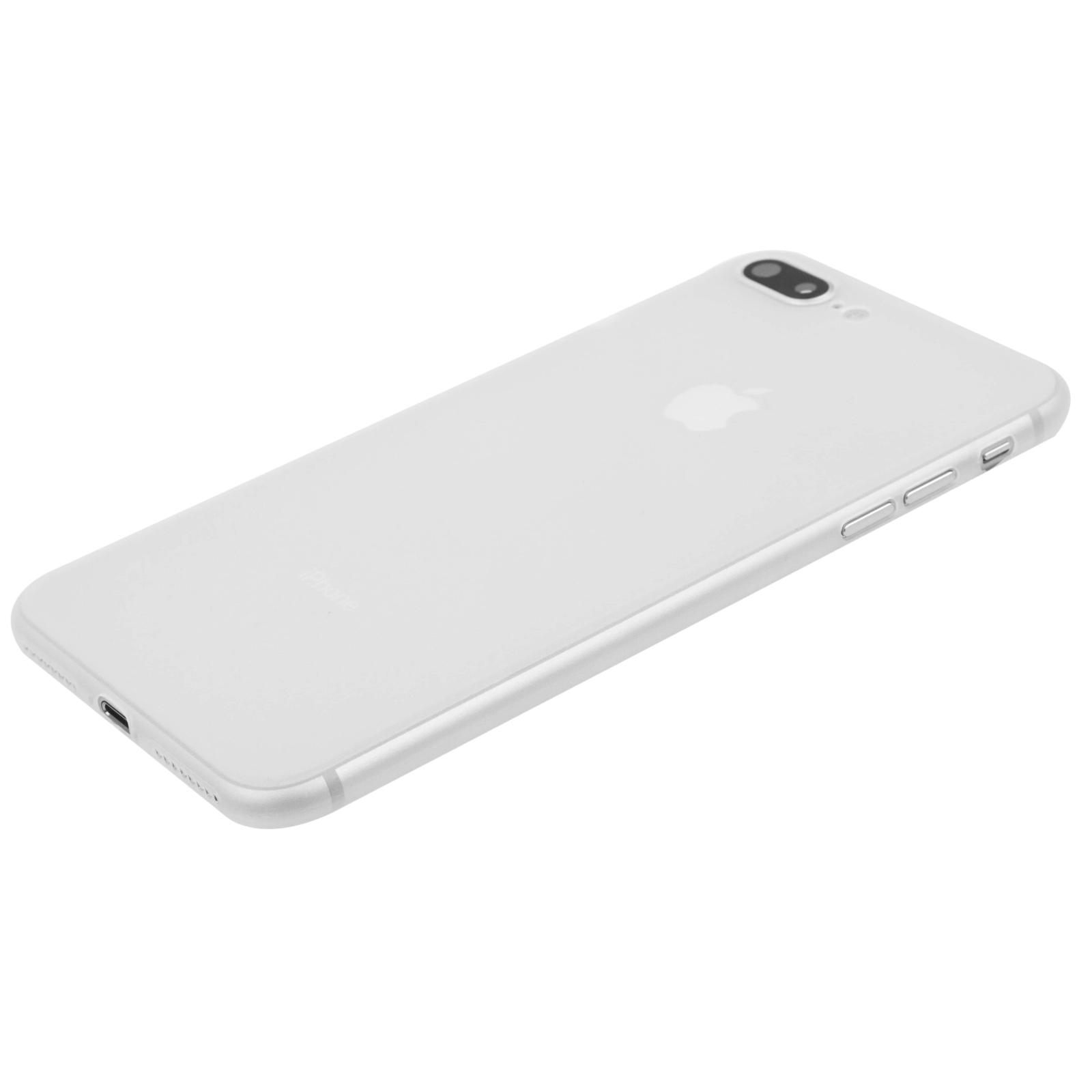 Чехол для моб. телефона MakeFuture Ice Case (PP) Apple iPhone 8 Plus White (MCI-AI8PWH) изображение 2