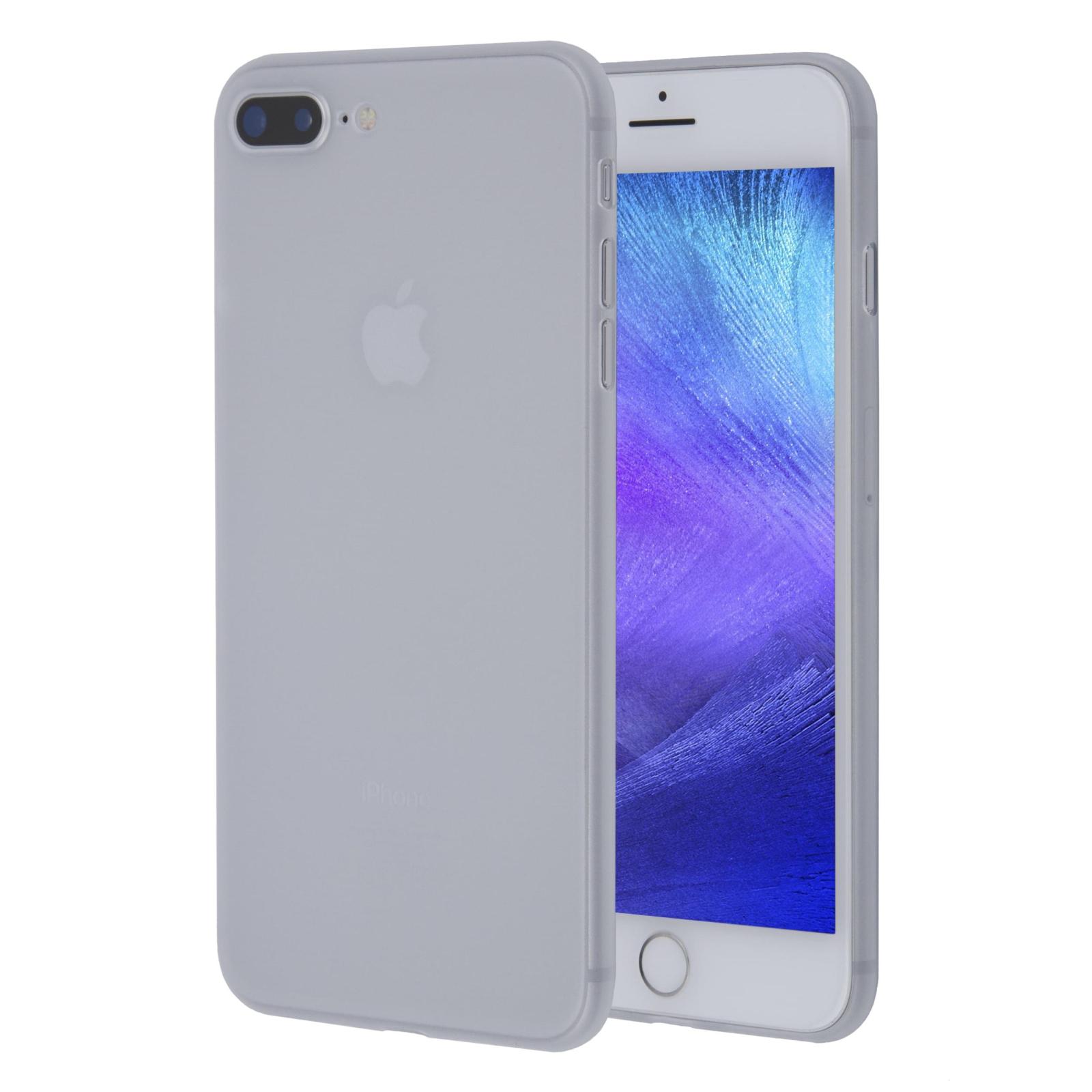Чехол для моб. телефона MakeFuture Ice Case (PP) Apple iPhone 8 Plus White (MCI-AI8PWH) изображение 3