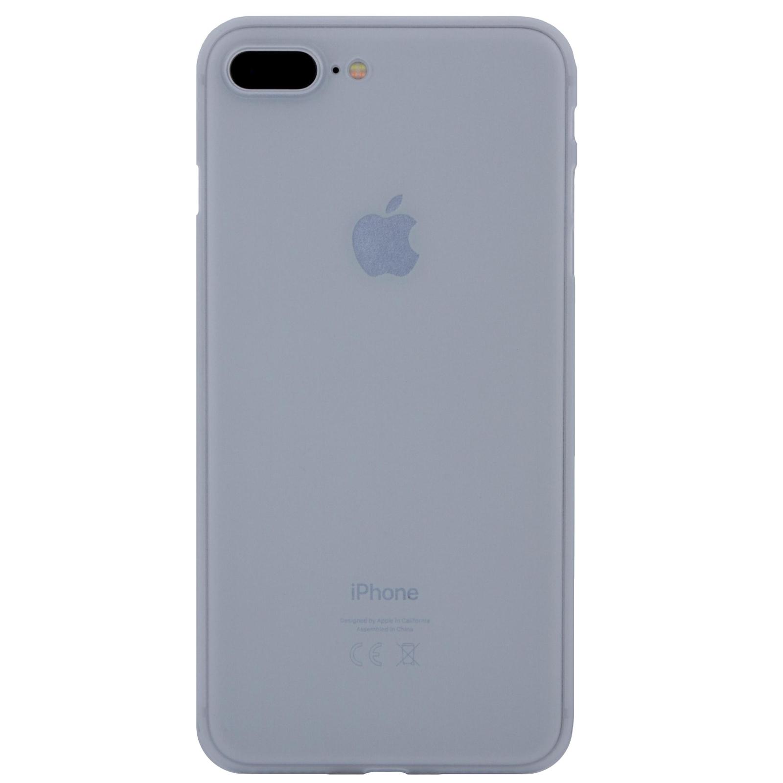 Чехол для моб. телефона MakeFuture Ice Case (PP) Apple iPhone 8 Plus White (MCI-AI8PWH)