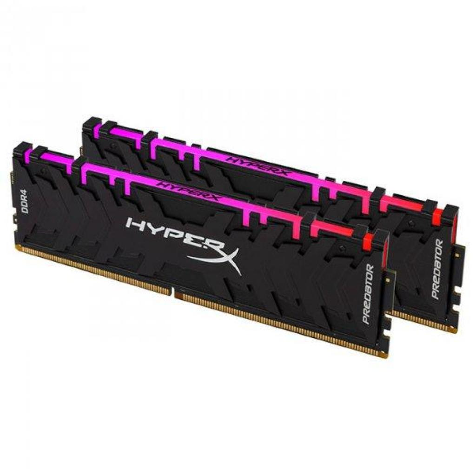 Модуль памяти для компьютера DDR4 16GB (2x8GB) 3000 MHz HyperX Predator Kingston (HX430C15PB3AK2/16) изображение 2