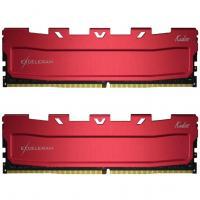 Модуль памяти для компьютера DDR4 32GB (2x16GB) 3466 MHz Red Kudos eXceleram (EKRED4323418AD)