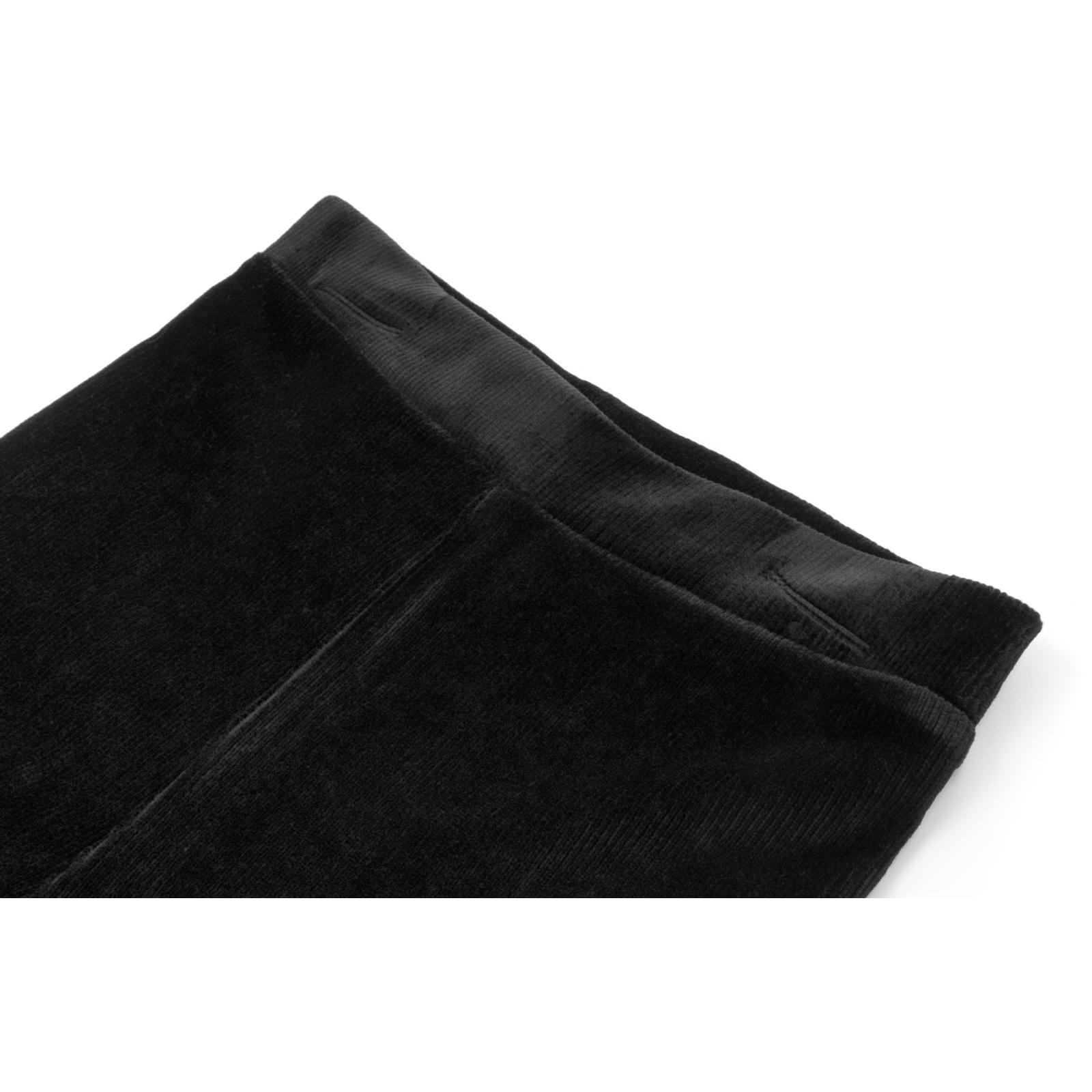 Лосины Breeze велюровые (5254-110G-black) изображение 3