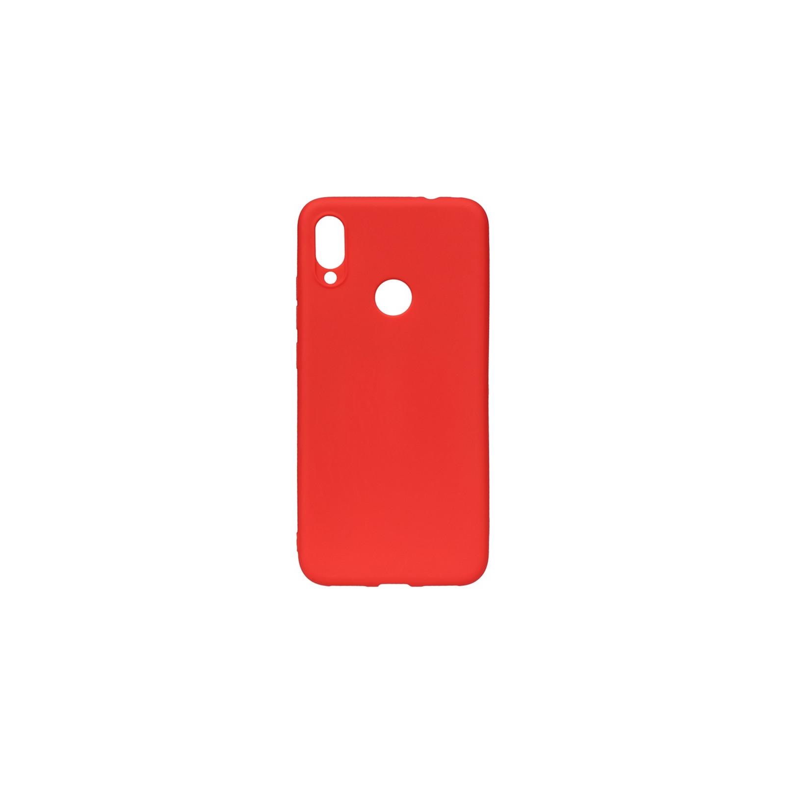 Чехол для моб. телефона Toto 1mm Matt TPU Case Xiaomi Redmi Note 7 Red (F_94071)