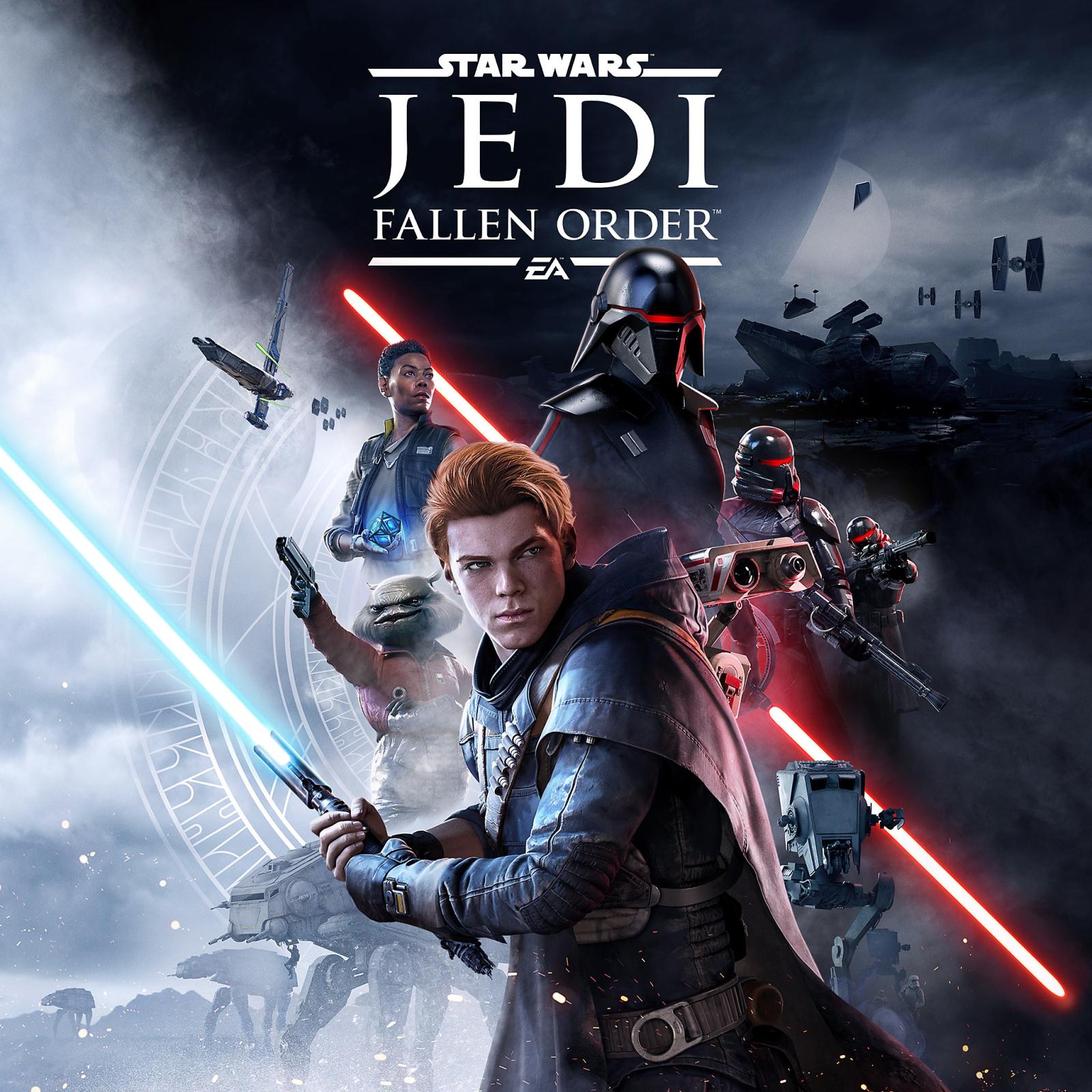 Игра Sony Star Wars: Fallen Order [PS4, Russian version] (1055044)