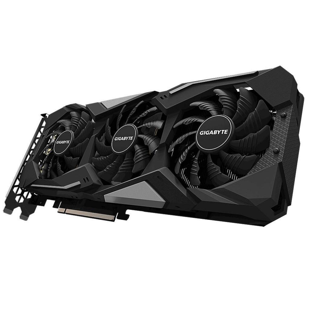 Відеокарта GIGABYTE Radeon RX 5500 XT 4096Mb GAMING OC (GV-R55XTGAMING OC-4GD) зображення 4