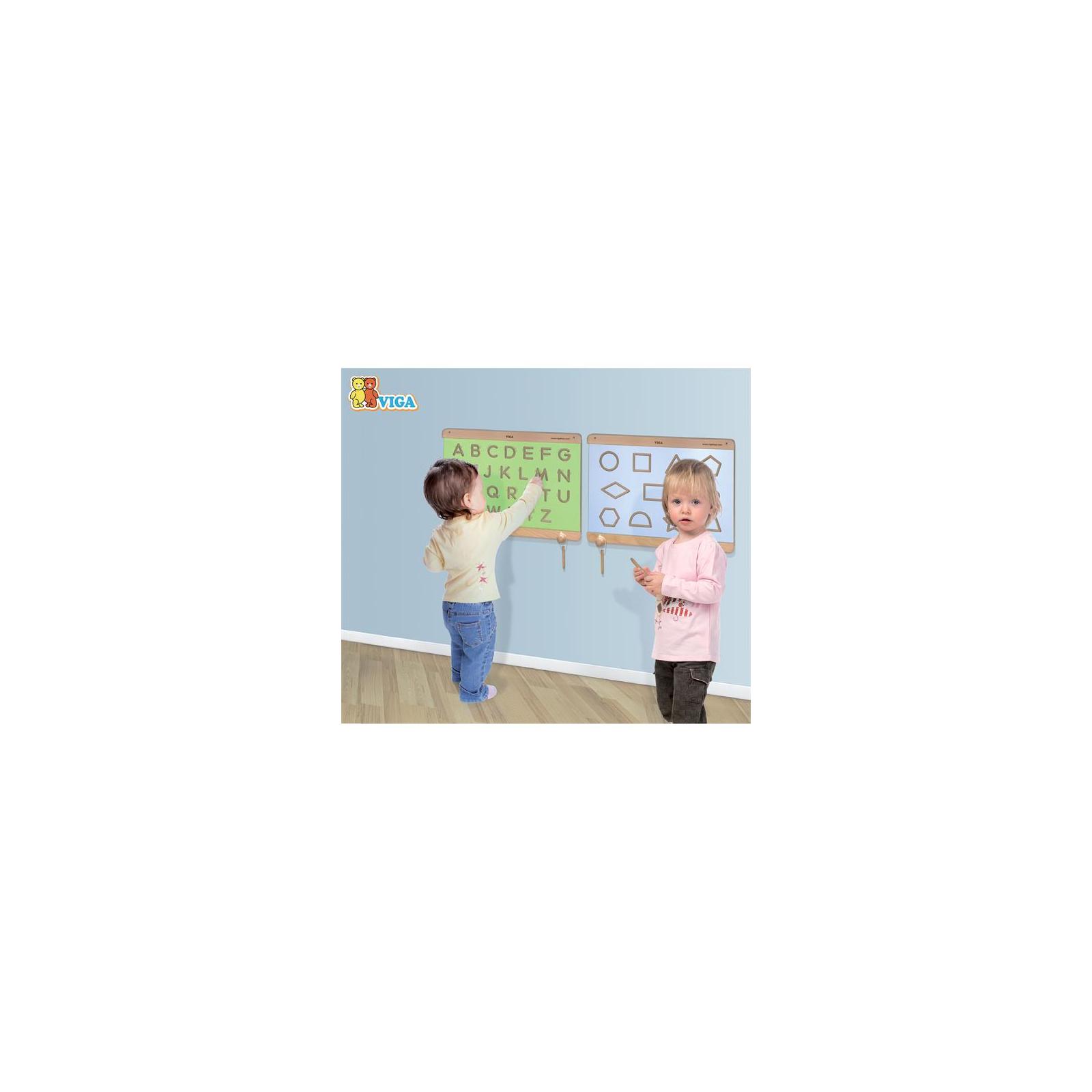 Навчальний набір Viga Toys Рамка для дощок (50855) зображення 2