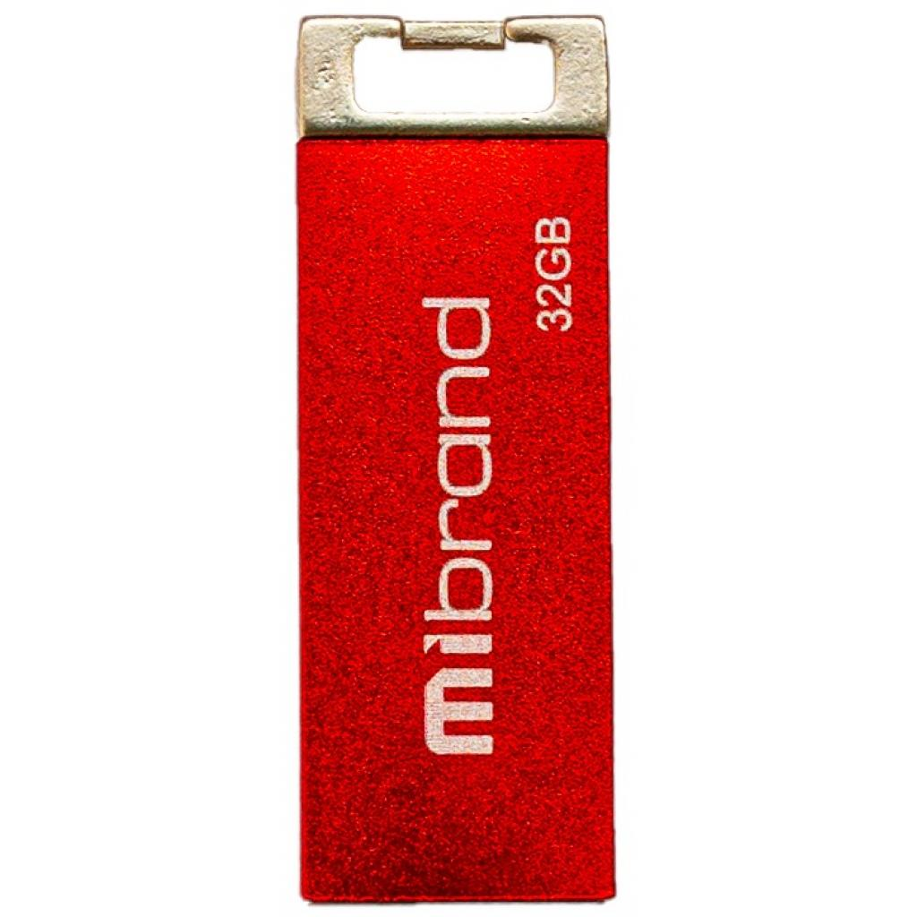 USB флеш накопитель Mibrand 32GB Сhameleon Black USB 2.0 (MI2.0/CH32U6B)