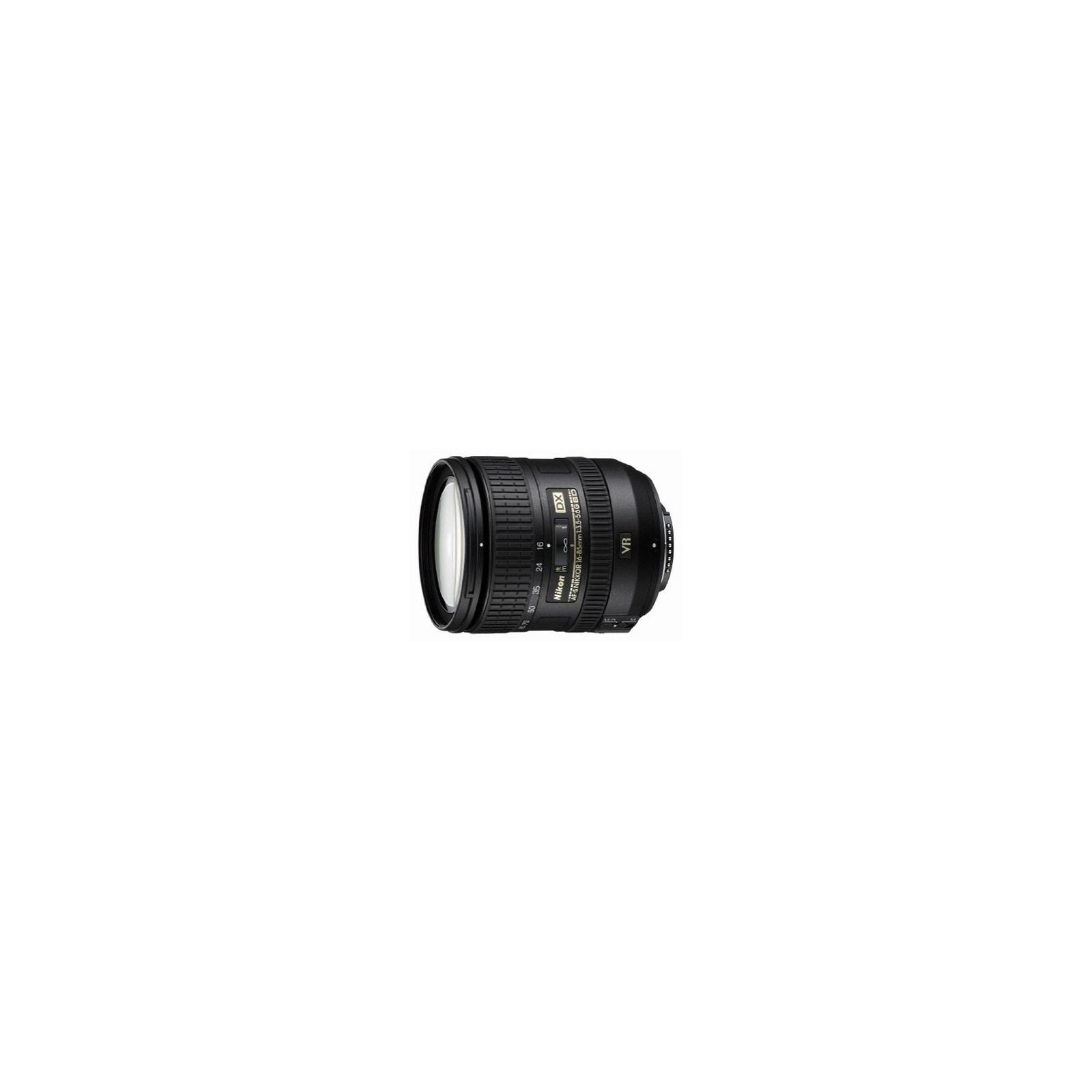 Объектив Nikkor AF-S 16-85mm f/3.5-5.6G VR Nikon (JAA800DA)