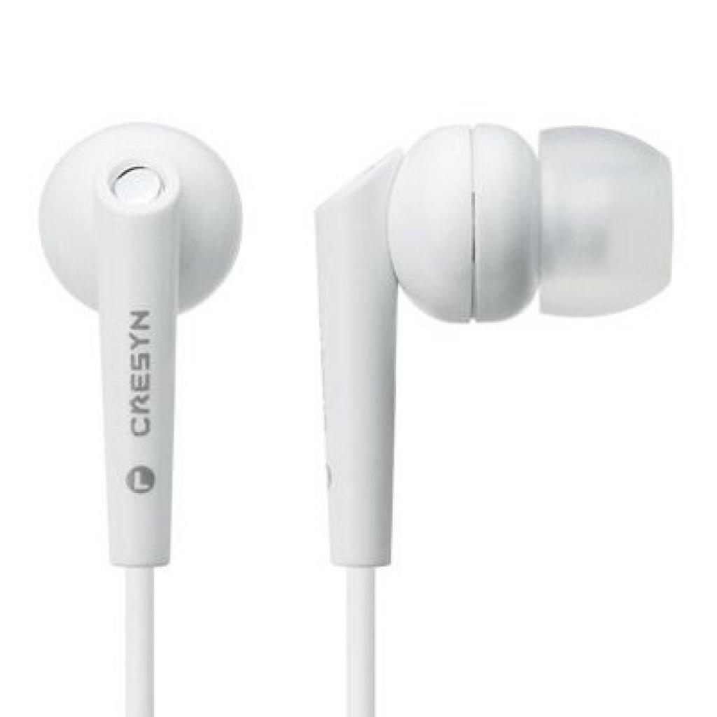 Наушники Cresyn C260E White (CPE-EP0260WL01)