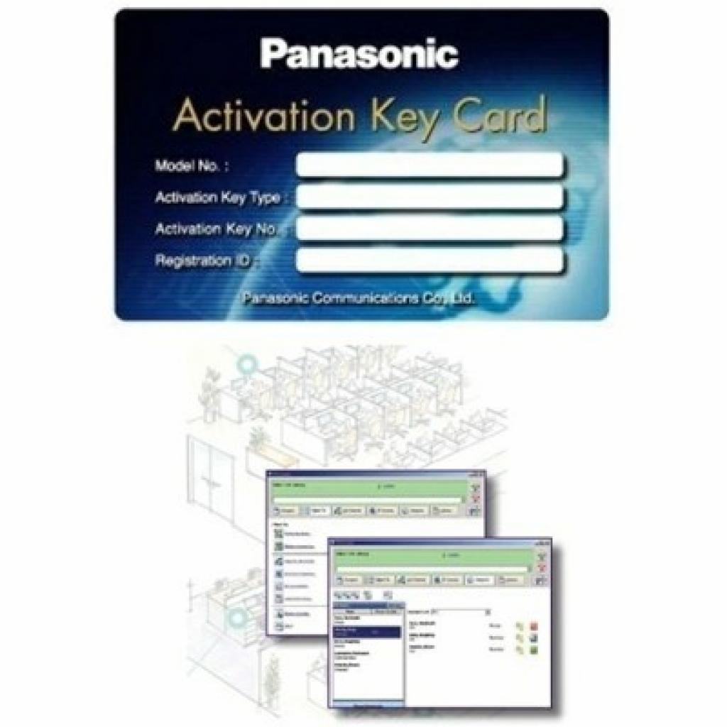 Оборудование для АТС PANASONIC KX-NCS4701XJ
