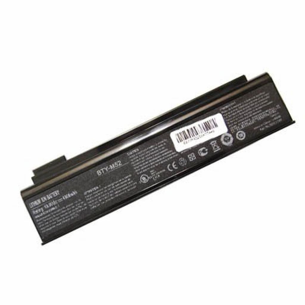 Аккумулятор для ноутбука MSI BTY-M52 Megabook L735 (BTY-M52 O 48)