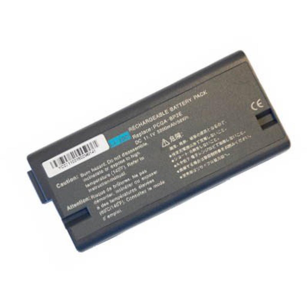 Аккумулятор для ноутбука Sony PCGA-BP2EA BatteryExpert (PCGA-BP2EA L 52)