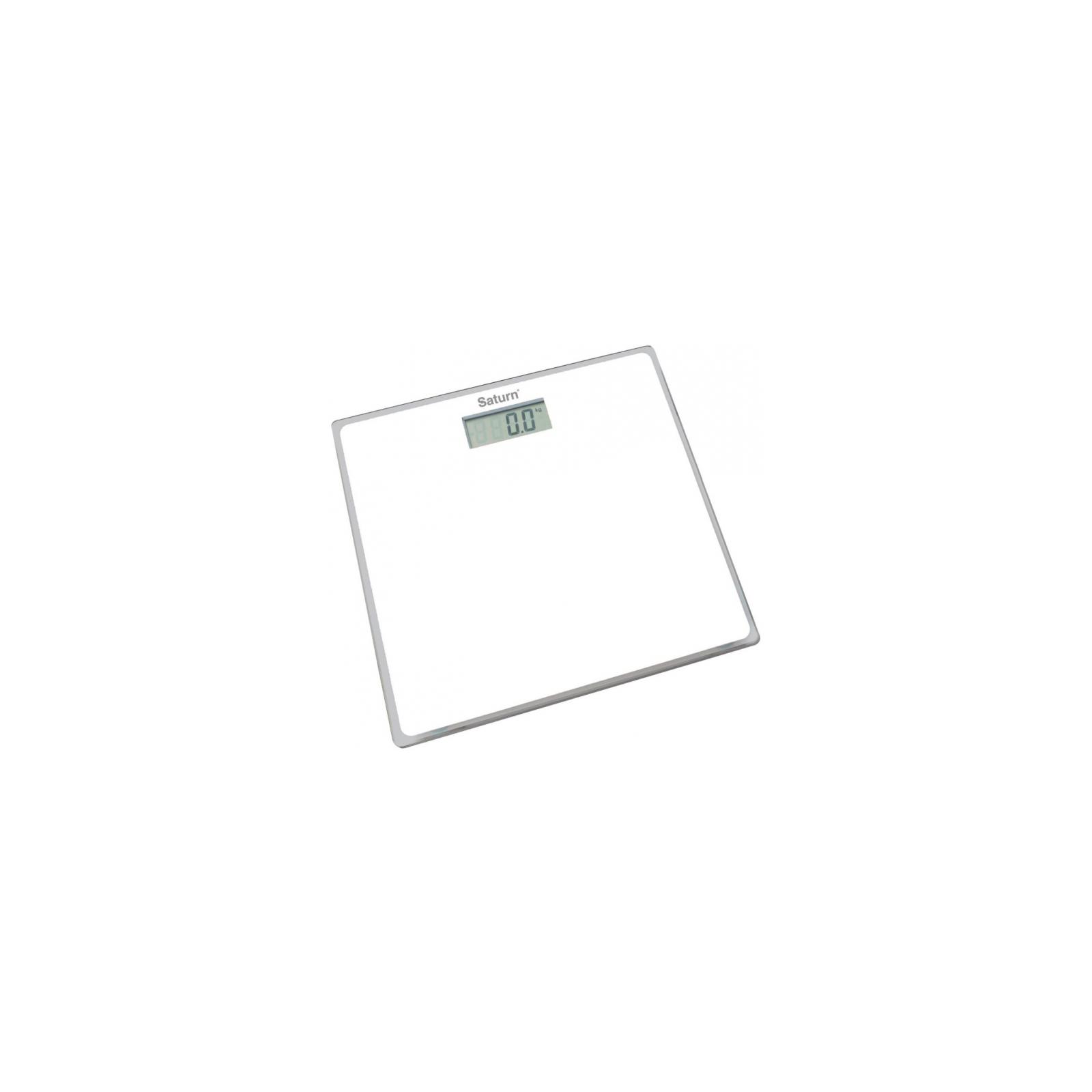Весы напольные SATURN ST-PS1247 White